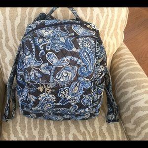 Vera Bradley Windsor backpack